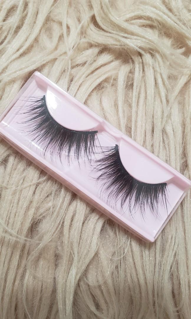 Real mink hair false eyelashes(GIANNA) STYLE:#602