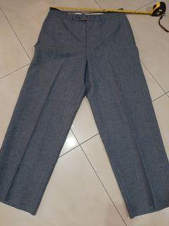 Size 34 Tailor made formal Pants for office