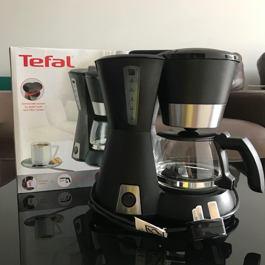 #awalbulan Tefal Coffee Maker CM308