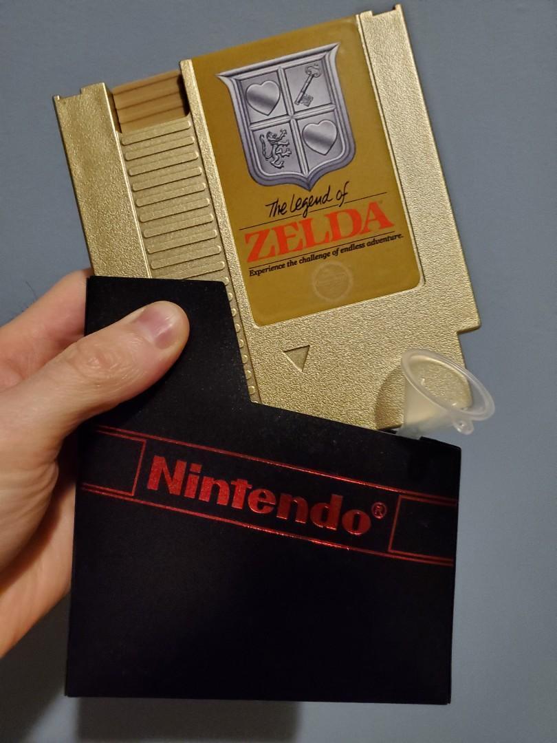 The Legend Of Zelda Nintendo Flask