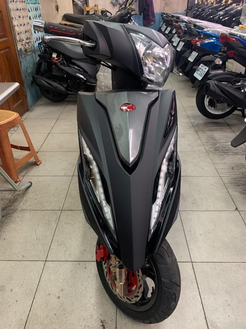 【2013年式-光陽-G6-150cc-噴射版】