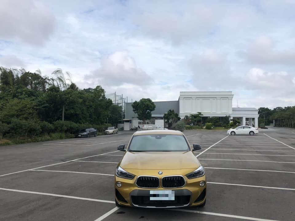 2018 BMW X2 2.0 / sDrive20i M SportX / 新車保固中 / 總代理M版 / 售132