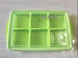 副食品分裝盒 2個