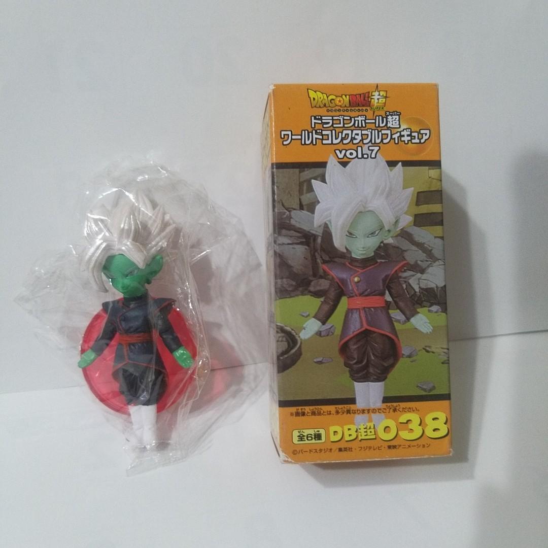 公仔七龍珠超 VOL.7 扎馬斯 DB超038
