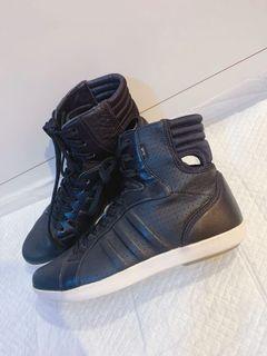 Adidas Slvr真皮球鞋