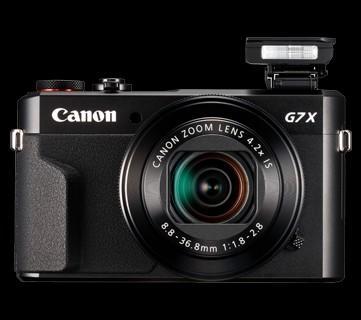 Canon PowerShot G7 X Mark II專業級類單眼相機
