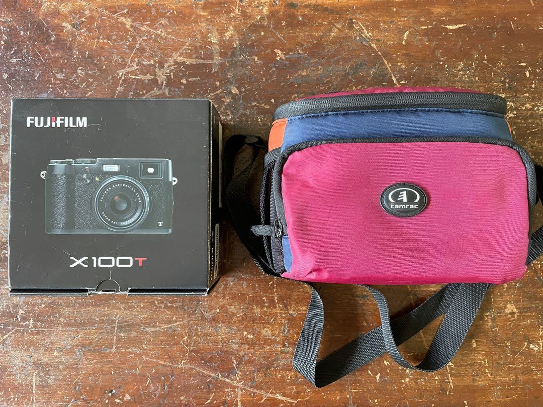 Fujifilm X100T plus accessories