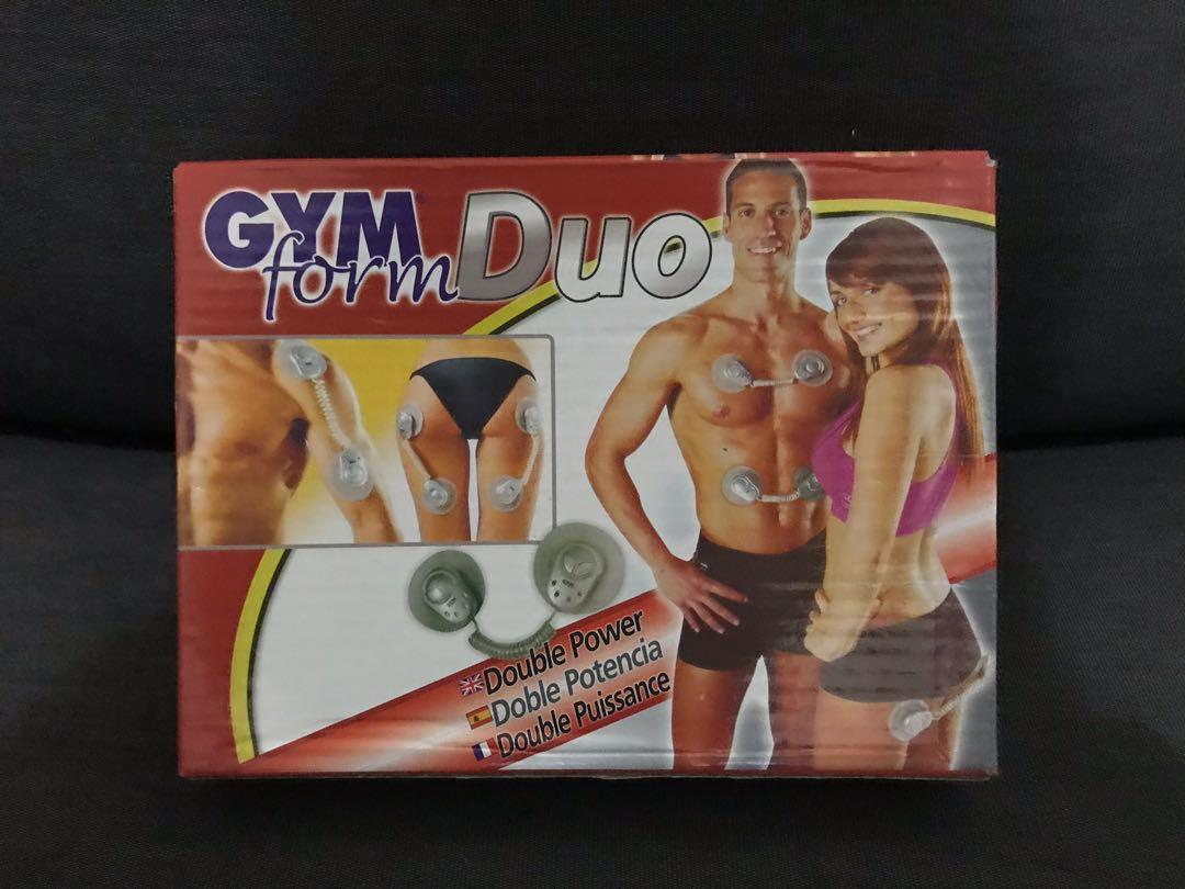 Gym for duo 肌肉刺激儀