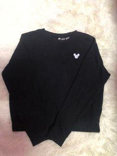 H&M mickey mouse sweatshirt