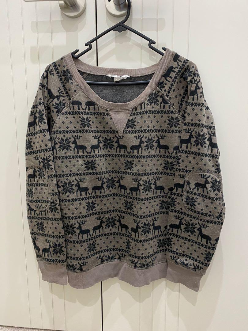 JayJays Brown Sweater