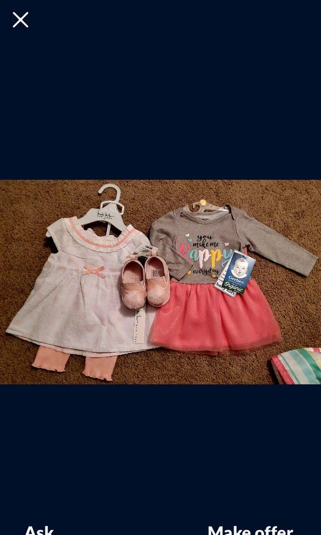 Kids outfits baby girl