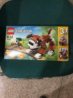 Lego Creator 31044