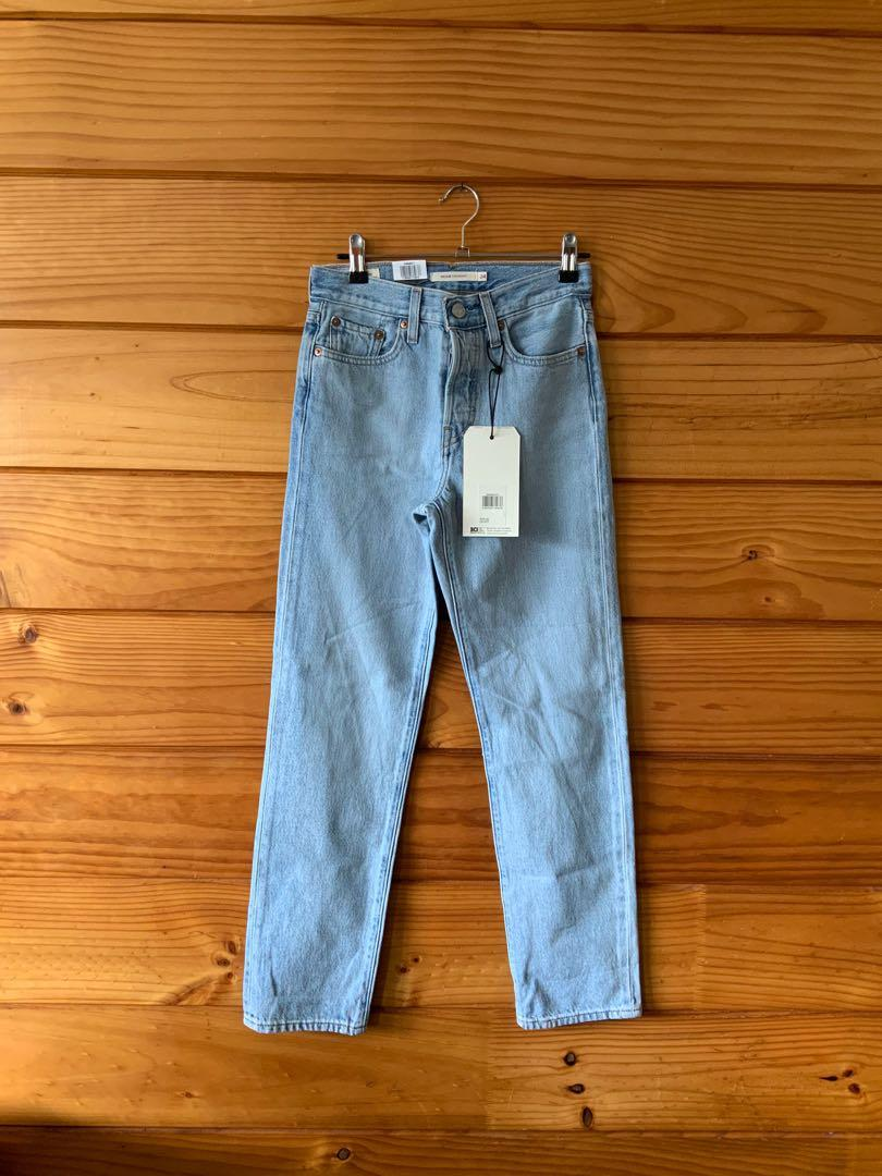 Levi's Jeans- never worn. Tag still on. 24 waist