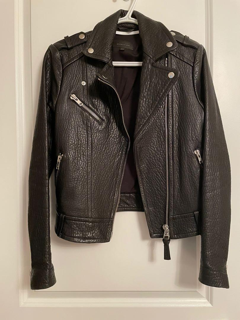 Mackage Rumor leather jacket