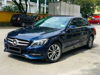 Mercedes-Benz C200 Avantgarde 2.0T CBU used 14/15 MILEAGE 90,xxx KM +60178465887