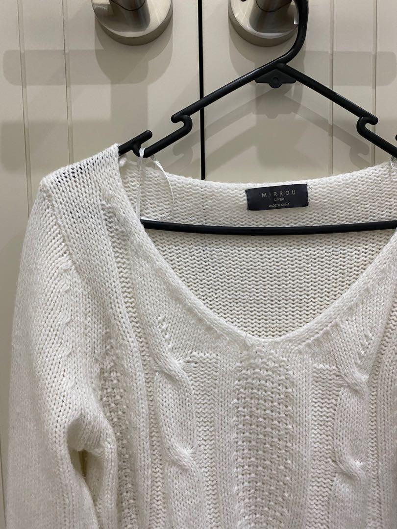 Mirrou Sweater