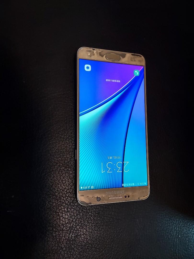 Samsung Galaxy Note5 4GLTE 32GB 5.5吋