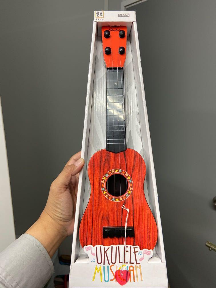 小孩玩具,烏克麗麗ukulele musician ,有附撥片