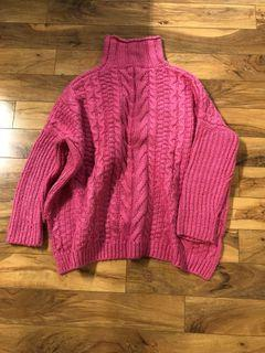 2 oversized sweaters for $25