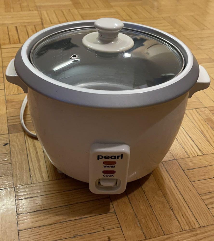 5-cup Pearl Rice cooker