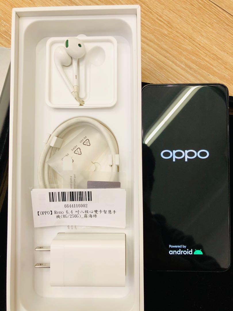 二手機 OPPO Reno 標準版 綠色 過保固