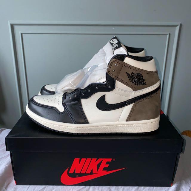 AIR JORDAN 1 RETRO DARK MOCHA