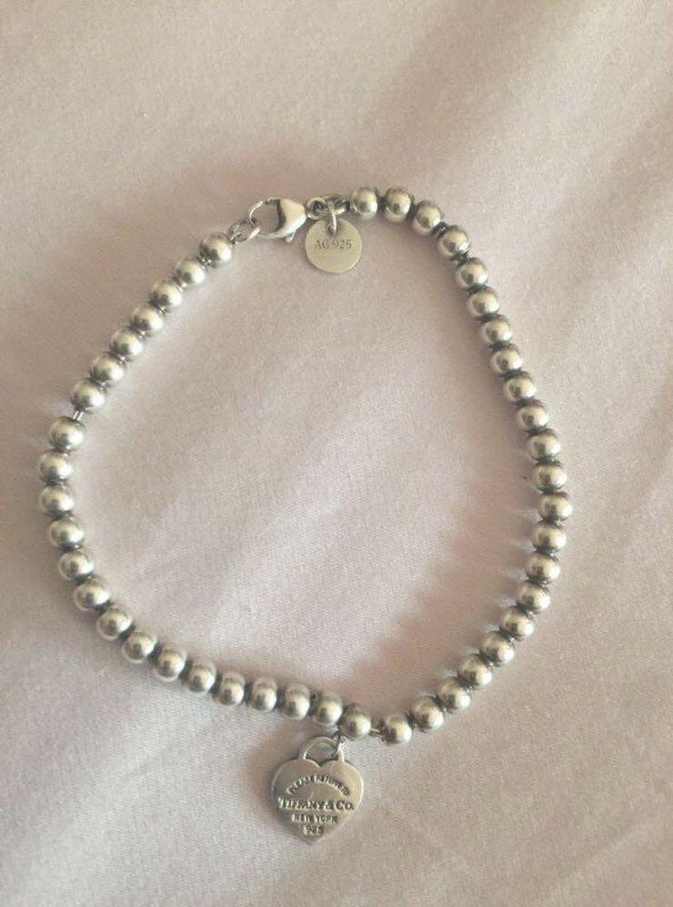 Authentic Tiffany bracelet - negotiable