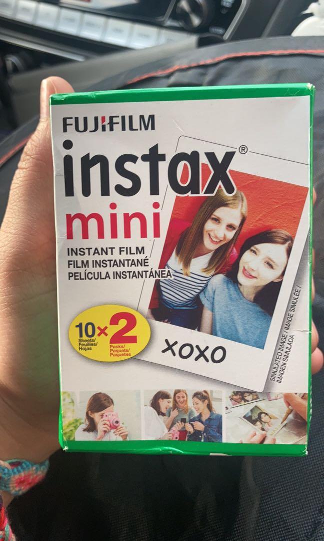 Fujifilm instax mini films