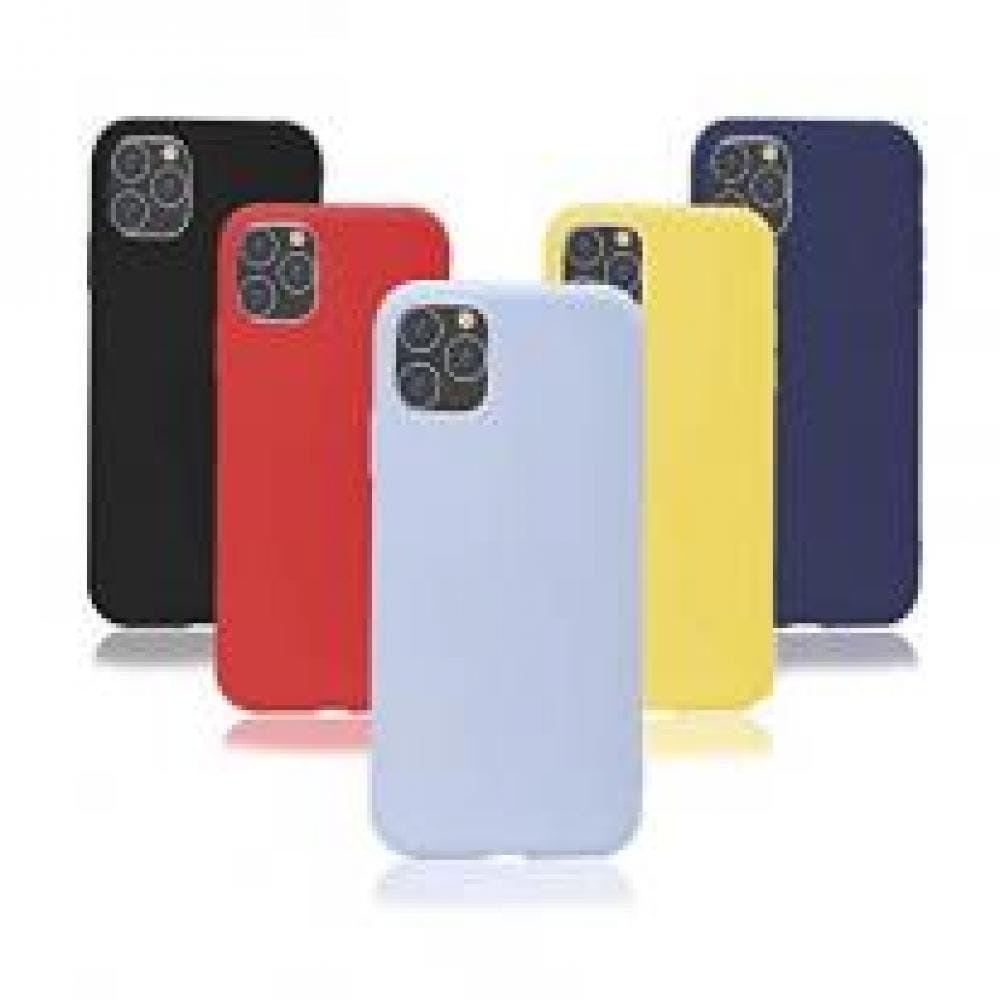 iPhone 12/mini/pro/pro max colored case