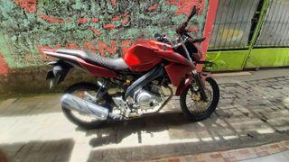 Jual Yamaha Vixion 2012 + Ban & Knalpot Original