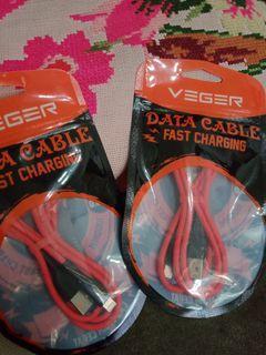 Kabel data USB fast charging untuk iPhone