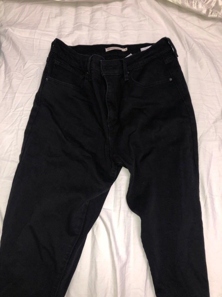 Levis 721 jeans