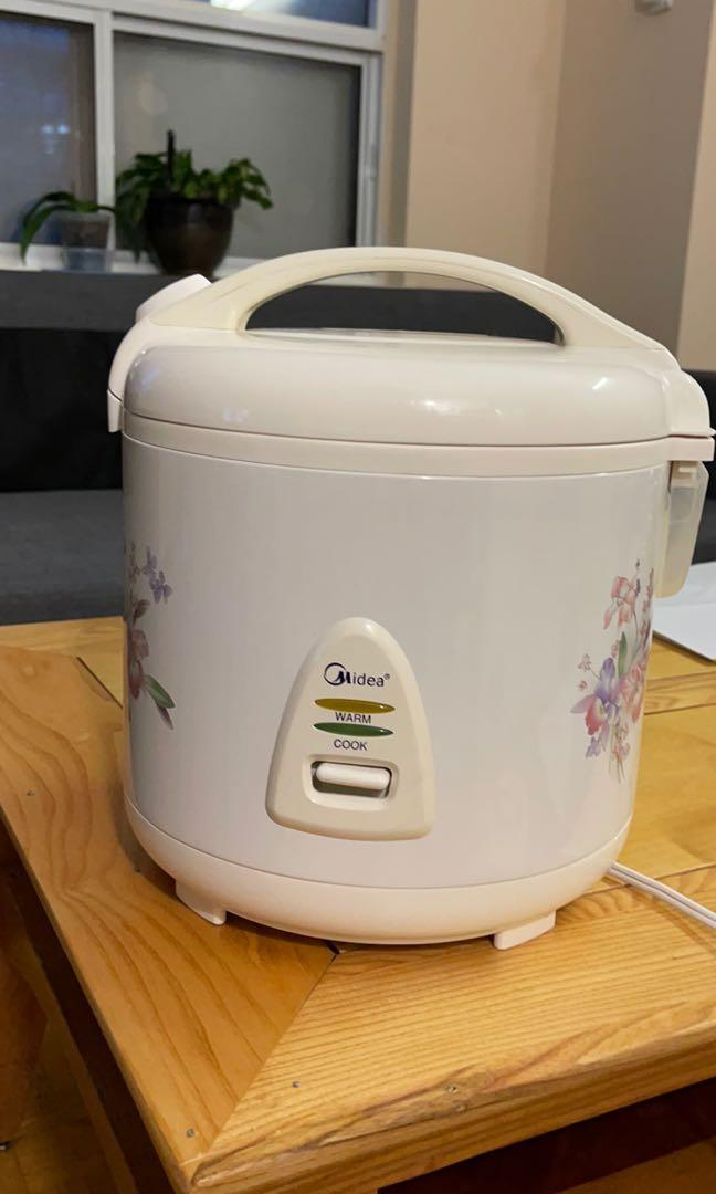 Midea 10-cup rice cooker