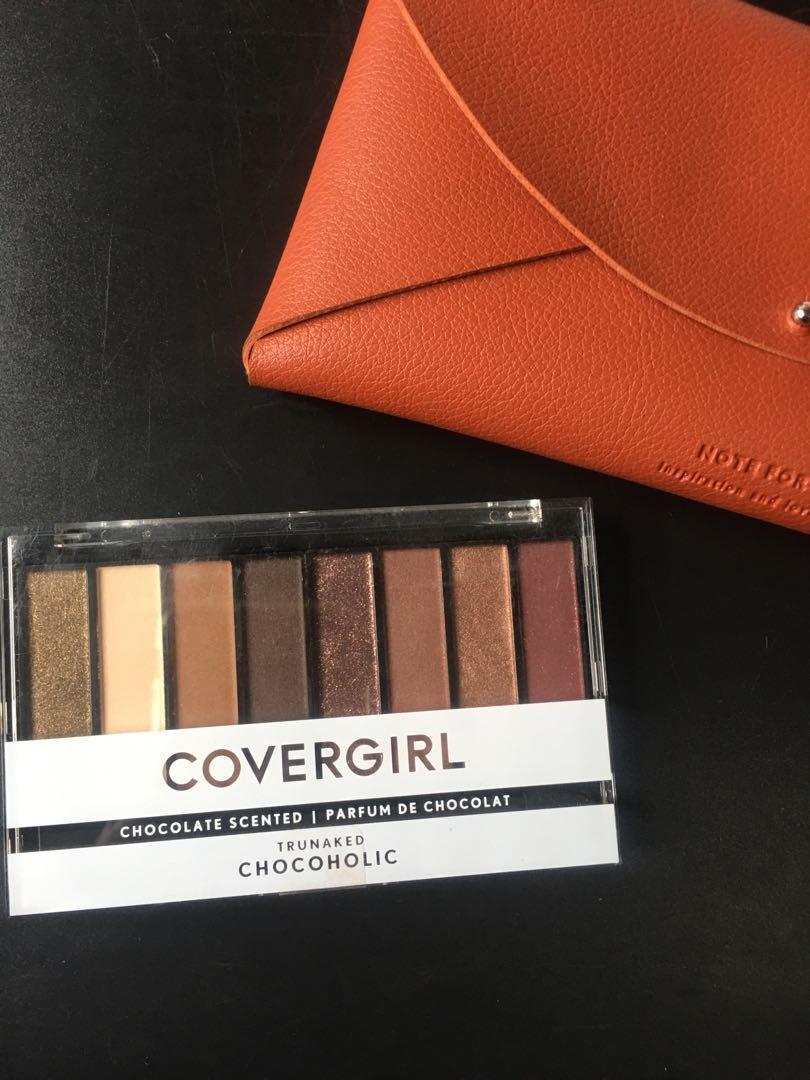 Nude eyeshadow covergirl
