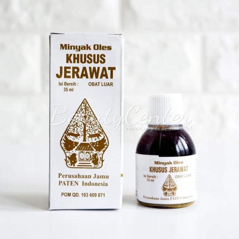 Obat Jerawat Minyak Oles Khusus Jerawat Wayang / Serum Jerawat Wayang
