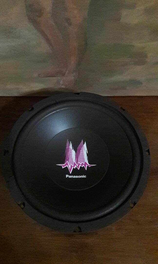 Panasonic喇叭單體1對