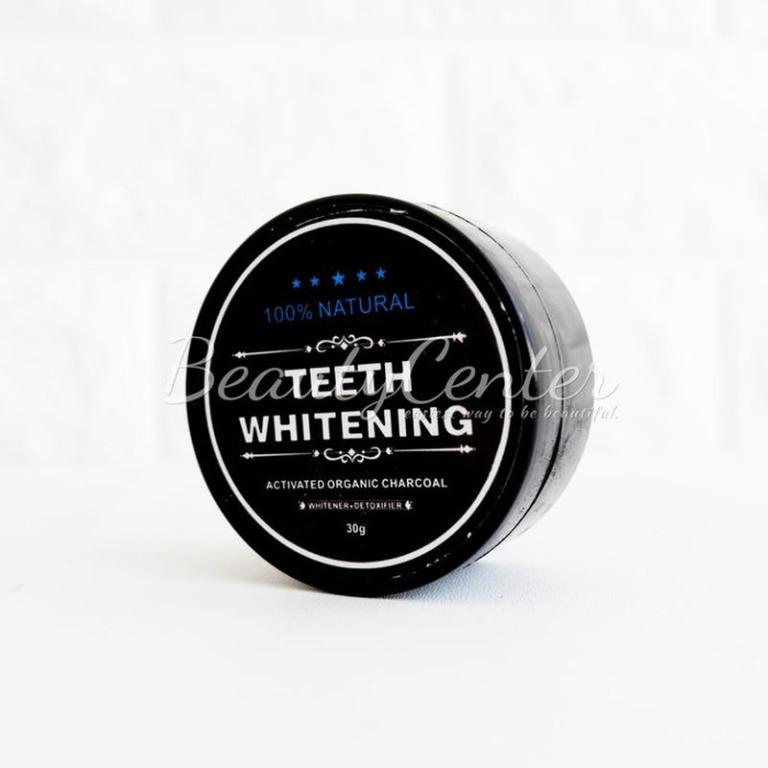 Pemutih Gigi teeth whitening activated organic charcoal pemutih gigi