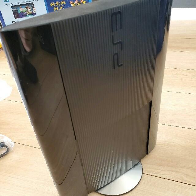 索尼PS3 CECH-4300C黑色500GB