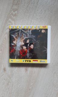 Tvb drama 美丽高解像DVD