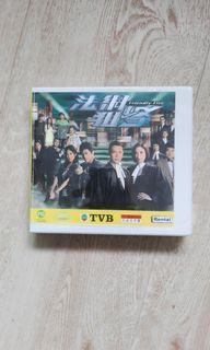 Tvb drama 法綱狙擎DVD