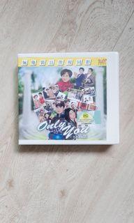 Tvb drama only you只有你DVD