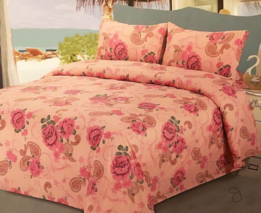 Ultra Soft Wrinkle Free Queen Bedsheets Set