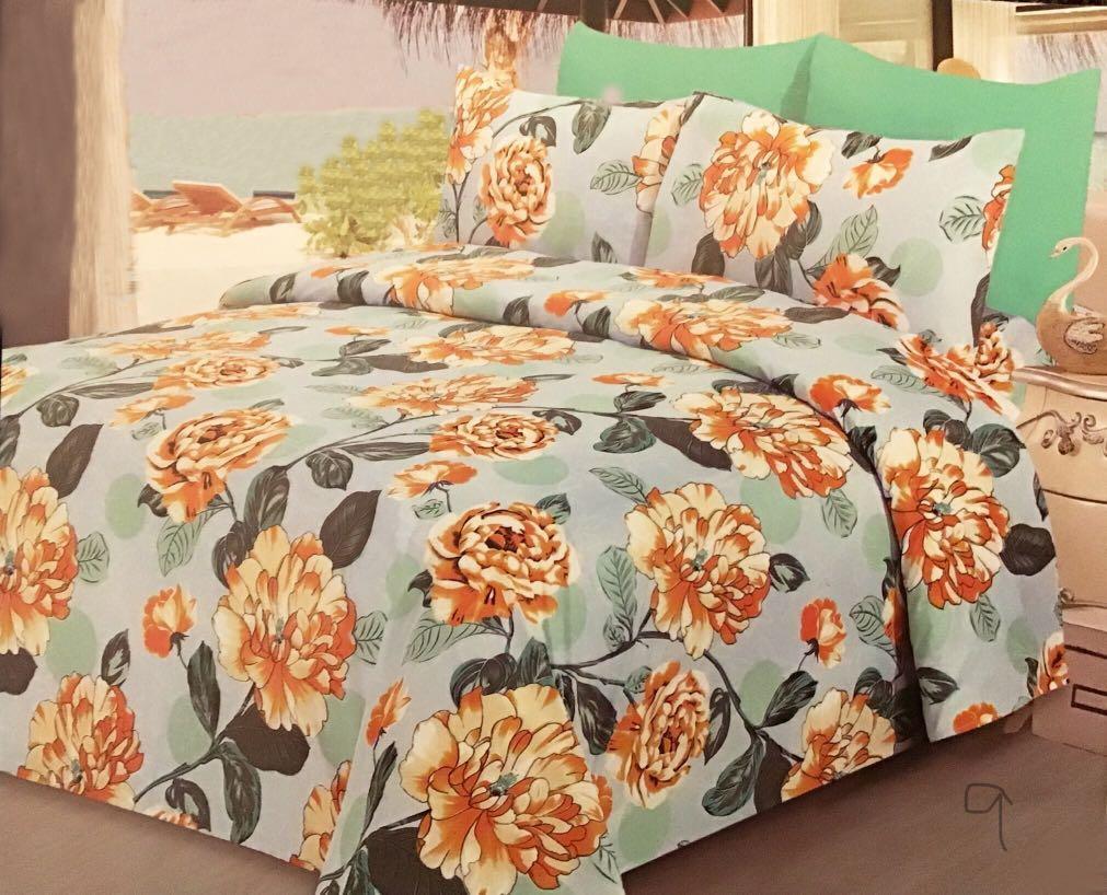 Ultra Soft Wrinkle Free Queen Bedsheets Set
