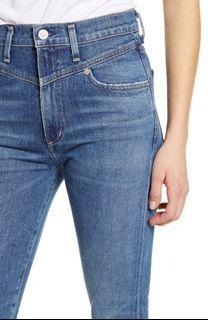Women's Citizens of Humanity MIA Front Yoke Skinny Jeans
