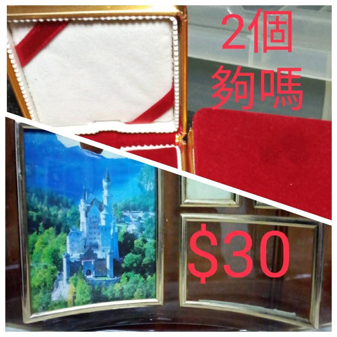 客製化(相框,寶盒)$30