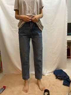 就是牛仔褲