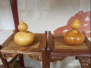 台灣檜木小聚寶盆