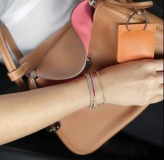 🎀全新*愛馬仕 Hermes Orange Bag Charm  迷你橘色購物袋 吊飾(現貨)