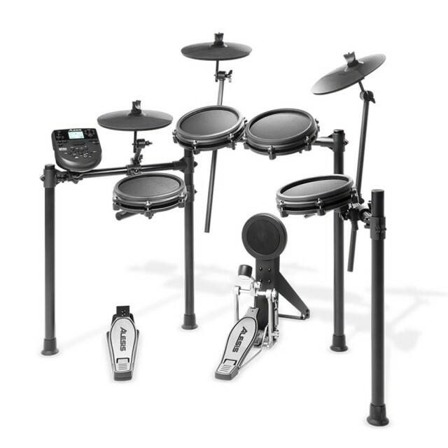 【ALESIS Nitro Mesh】電子鼓(網狀電子鼓)  售價可以再降低哦!歡迎私訊