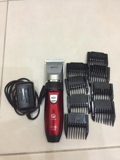 BOER Hair care Machine + Accessory Rechargeable